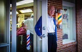conroe barbershop 92 years old