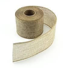 rustic ribbon vatin 2 inches wide burlap ribbons jute fabric