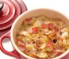 cuisiner endive recette les endives au jambon revisitées plats entrées chaudes