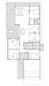 Modern House Floor Plans With Pictures 26 Best Small Narrow Plot House Plans Images On Pinterest