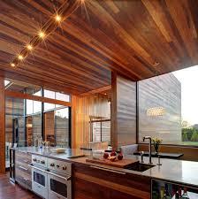 striking transparency defines wood cladded bridgehampton home