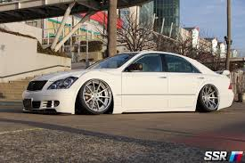 only the king can wear his crown u201d u2013 toyota crown on ssr wheels