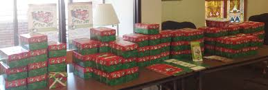 operation christmas child 2017 monthly collection u2013 first