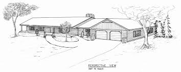 House Plans Ranch Style Lovely 7 Garth Chapman Traditional
