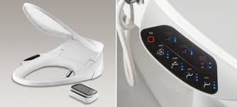 Toilet With Bidet Built In Kohler C3 230 Transforms Regular Toilet Into A Bidet To Ensure