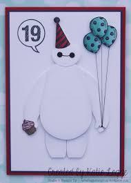 big birthday cards big six baymax birthday card legge independent
