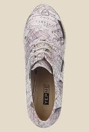 buy boots yepme yepme purple wedge heeled boots