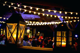 Decorative Patio String Lights Patio String Lights Led Design Of Exterior Decorating Pictures