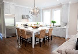 white kitchen island table white kitchen ideas to inspire you freshome