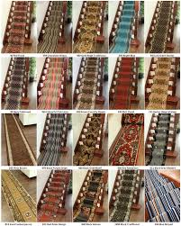 Narrow Stairs Design Floor Thick Stair Carpet Runners For Stairs Design With Extra