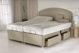 bedroom memory foam bed adjustable foundation bed frame cheap