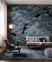 contemporary wallpaper the elusive otter