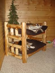 Doggie Bunk Beds Bunk Beds For Dogs Can T Help But If The That Sleeps