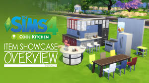 Cool Kitchen by The Sims 4 Cool Kitchen Item Showcase Youtube