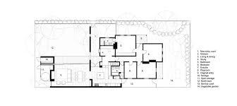 westgarth house kennedy nolan architects archdaily