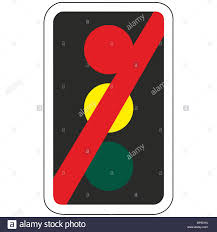 traffic lights not working uk road sign traffic signal not working stock photo 30847252 alamy