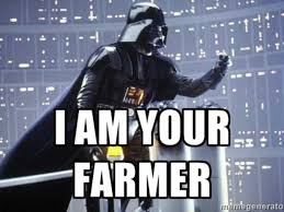 Farming Memes - star wars the force on the farm agweb com