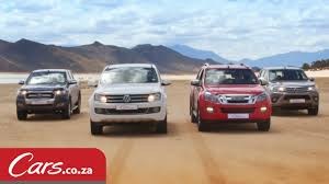 drag race new hilux vs ranger vs amarok vs isuzu kb youtube