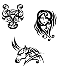 tribal capricorn sle photos pictures and sketches