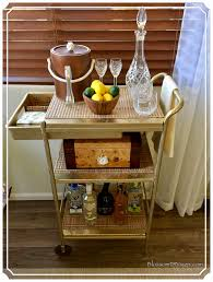 ikea bar cart hack u2013 diy bar cart for less than 35 blossom diysign