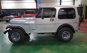 suzuki mighty boy you must buy this incredibly clean jeep cj7 survivor
