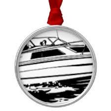 speed boat ornaments u0026 keepsake ornaments zazzle