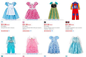 jcpenney is a sale on disney costumes dwym