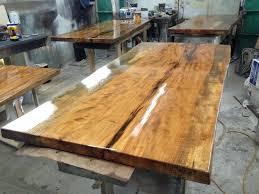 slab wood projects wood slab bench with back diy wood slab