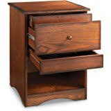 Nightstand With Hidden Compartment Amazon Com Secret Compartment Nightstand Diversion Safe With