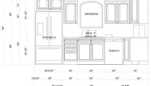 Standard Size Of Kitchen Cabinets Kitchen Cabinet Drawings Pdf Www Redglobalmx Org