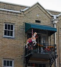 apartment balcony christmas decorating ideas gurdjieffouspensky com
