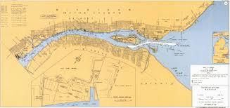 Michigan River Map by Detroit District U003e Missions U003e Operations U003e Detroit River Mi