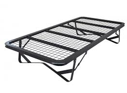 Metal Folding Bed Contract Skid Metal Bed Base Bed Guru The Sleep Specialists