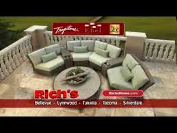 video rich s blowout clearance sale on patio furniture fire pits