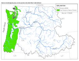 Map Of Northwest United States by Filepacific Northwest River Systempng Wikimedia Commons Usa 1