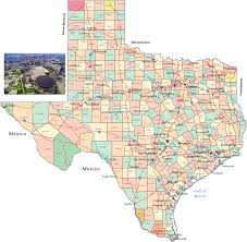 State Of Texas Map With Cities by Texas State Map Showing Cities Texas State Map Texas State Map