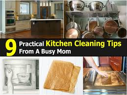 cleaning tips for kitchen 9 practical kitchen cleaning tips from a busy mom