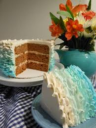 apple layer cake and cupcakes the sugary shrink
