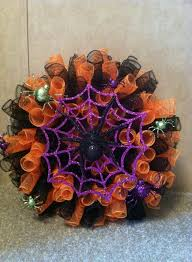 Thanksgiving Deco Mesh Wreaths 259 Best Curly Deco Mesh Wreaths Images On Pinterest Deco