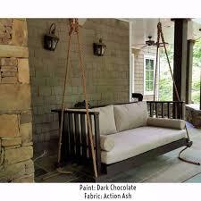 charleston bed swing hanging bed free shipping