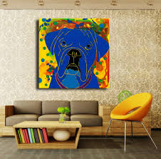 2016 paintings sell popular items for animal pop art wall