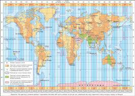 Global Time Zones Map by Time Difference Between Paris And South Africa Netflix Stock Today