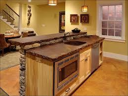 kitchen islands stainless steel top kitchen kitchen with island and bar dark wood kitchen island big