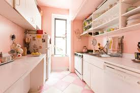 kitchen apartment therapy pink kitchens that knock out the park