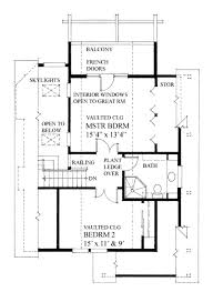 house plans with balcony cabin style house plan 3 beds 2 00 baths 1370 sq ft plan 118 113