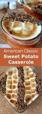 thanksgiving yams with marshmallows recipe sweet potato casserole traditional recipe 196 flavors