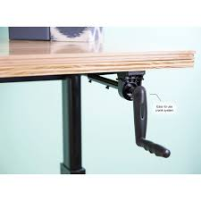 crank up standing desk decorative desk decoration