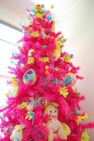 pink christmas tree decorations cheminee website
