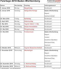 Kalender 2018 Bayern Gesetzliche Feiertage Feiertage Baden Württemberg 2017 2018 2019