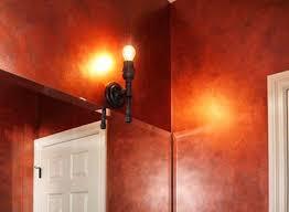 copper metallic paint color metallic interior wall paint gallery